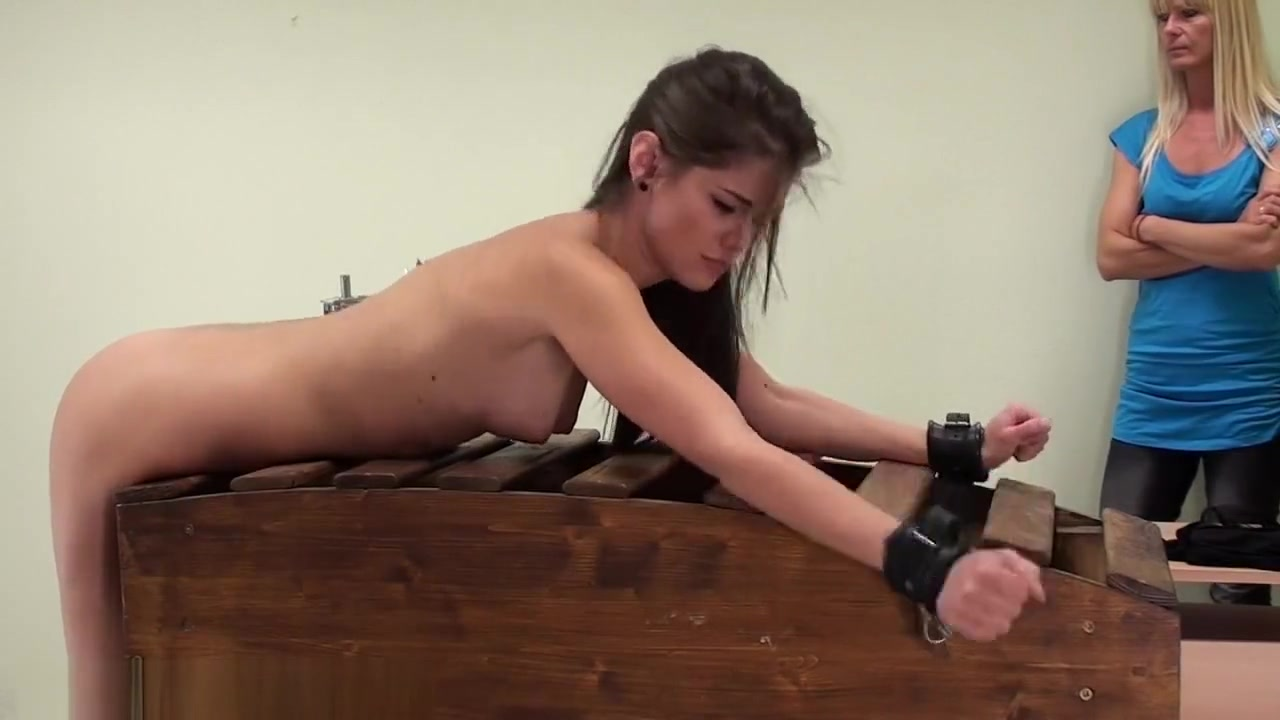 Little Caprice Whipped Wet Nurse Pussy