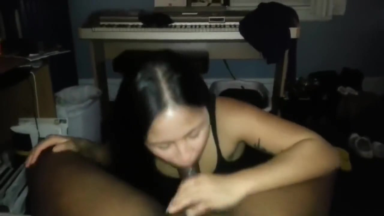 Asian loves BBC in creamy pussy