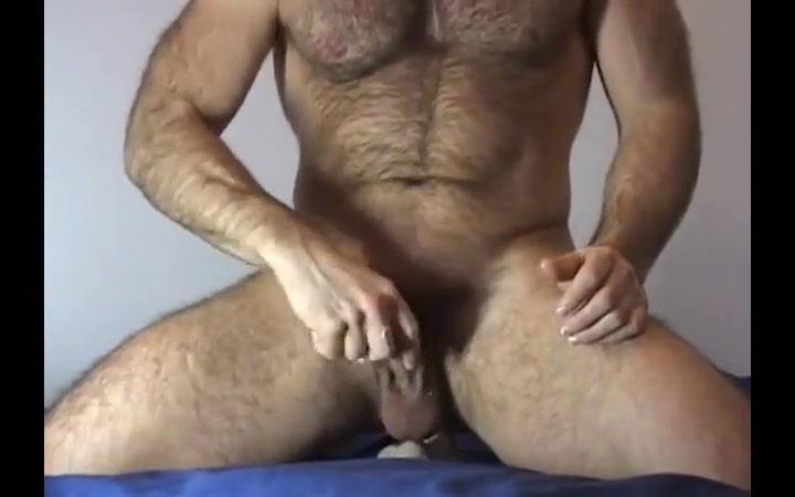 Hairy muscle dad cums while riding a dildo nude models all ages