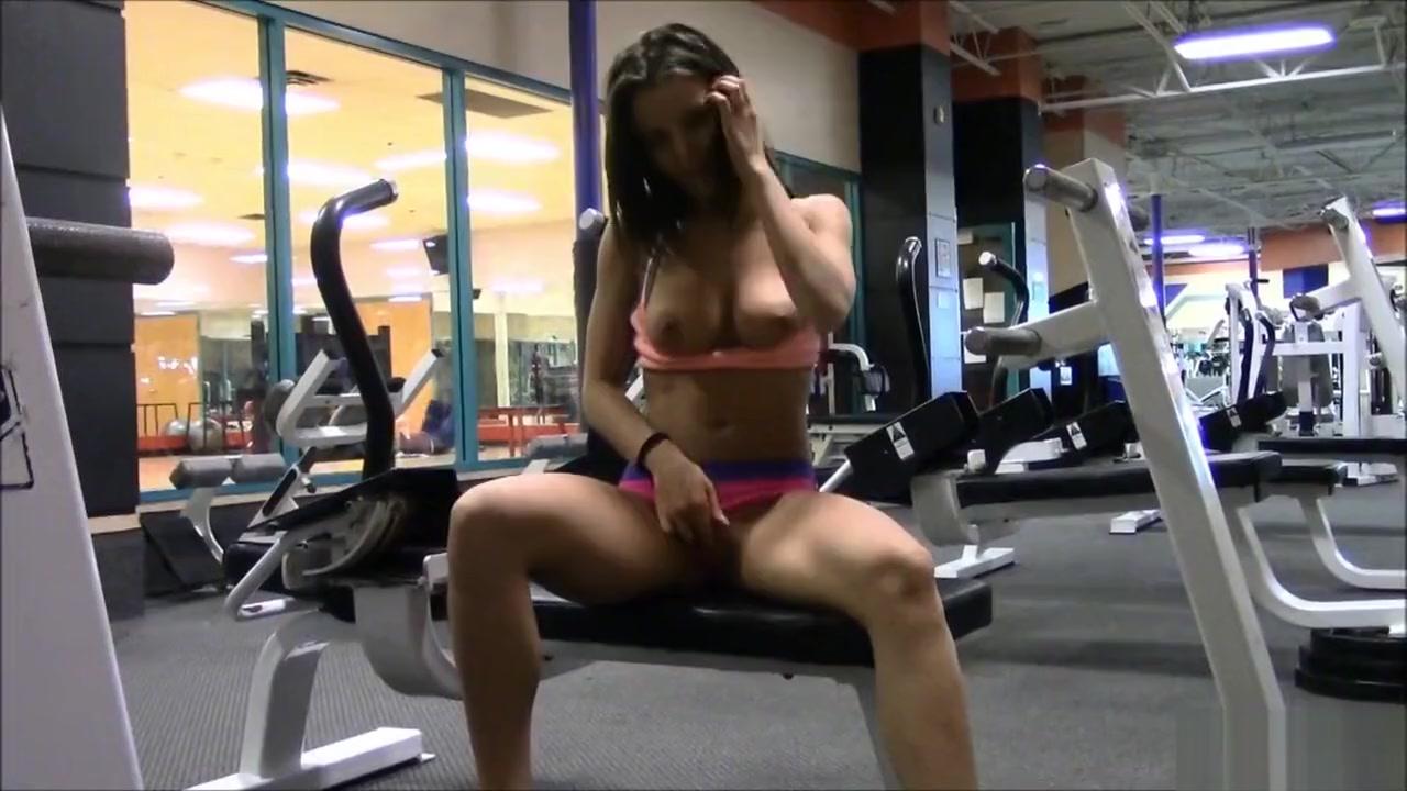 Lana naked in public gym Sexy big tits latina stripper xnxx