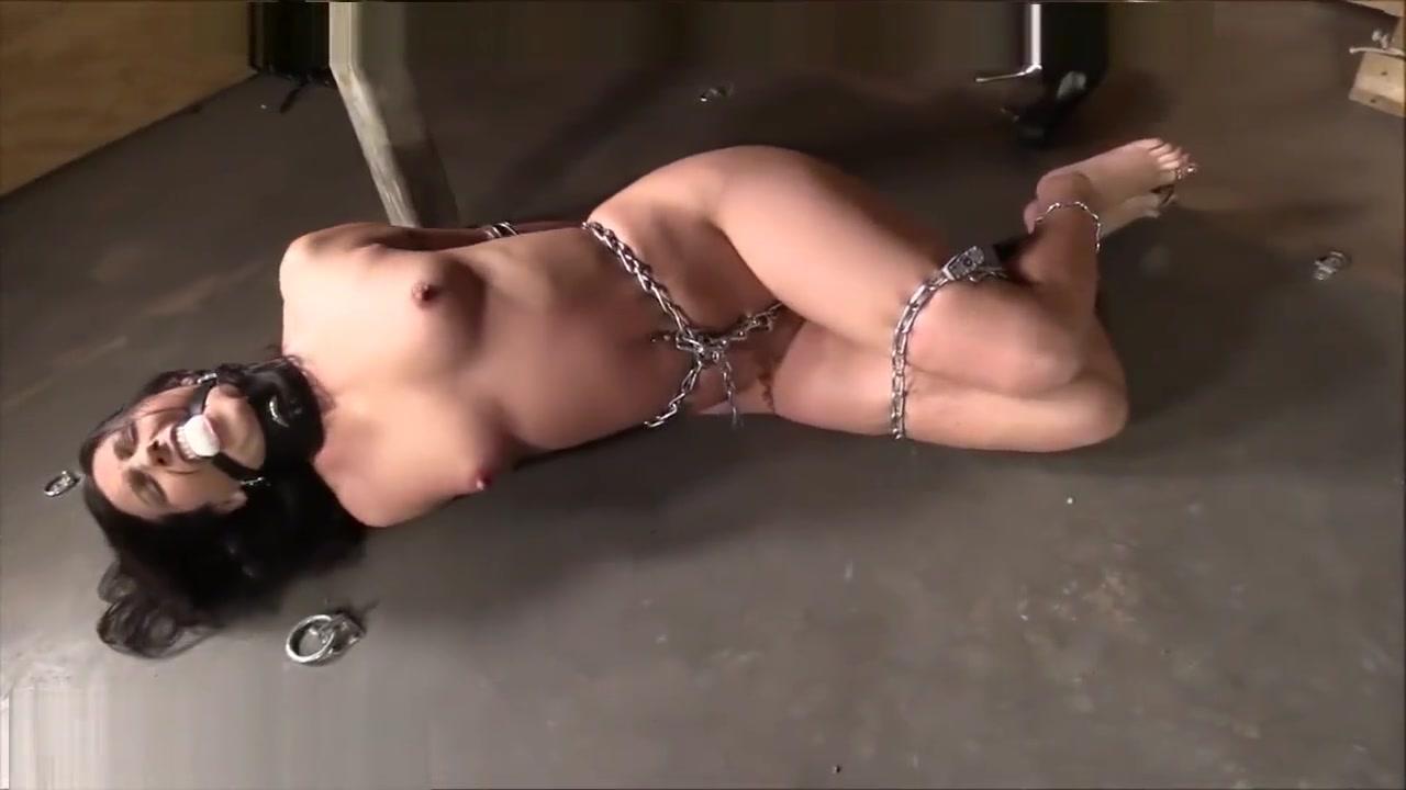 Bondage girl vaginal scent before period