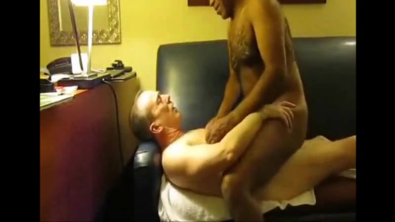 grandpa and black cock Girlfirend caught me fucking