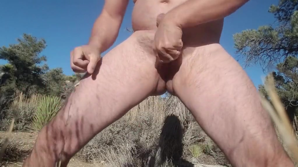 Self CBT - ballbusting and cockslapping in desert Cute couples fuck tube brandi belle
