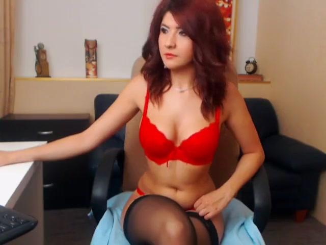 Hot Babe Webcam Live Show - Danea