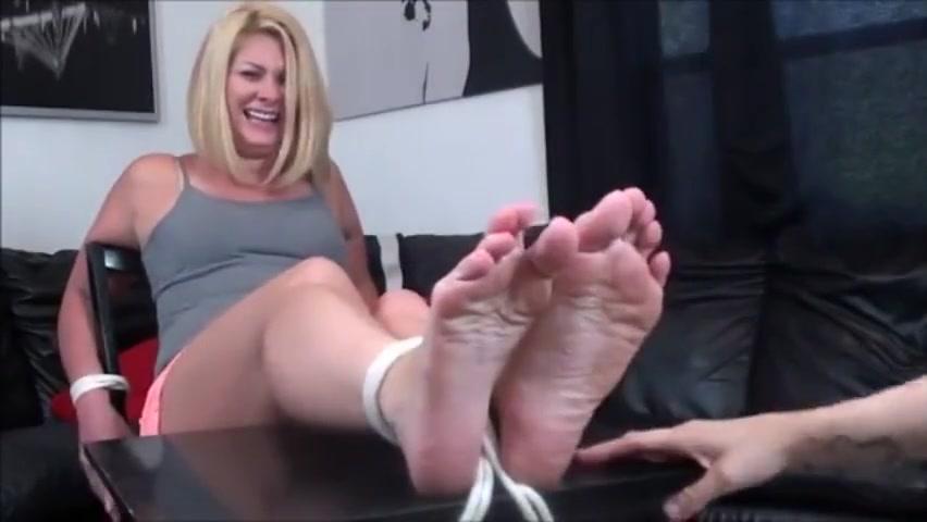 Tickling milf