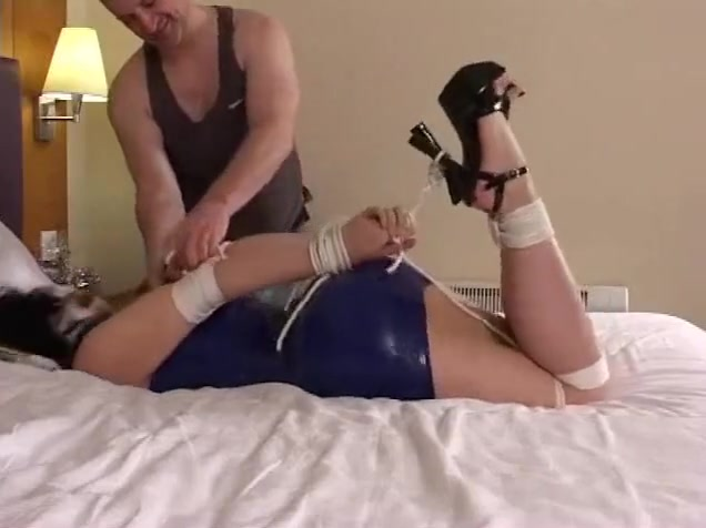 bondage tickling Kelly myers