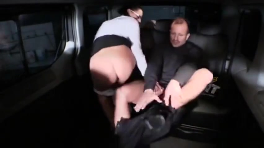 Anal sex at the car