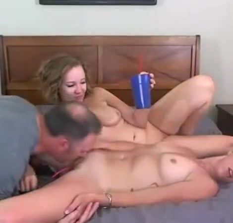 Couple With Friend On Cam
