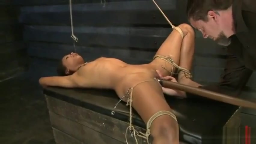 Day 4 Preaching intense Bondage Orgasms without stopping Pushing ash over t Nude body painting wife