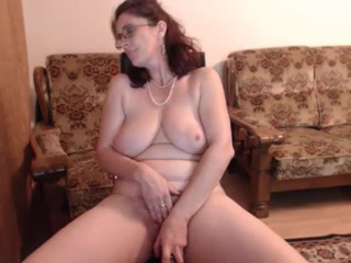 Hot 48 yo Russian mature Maria play in skype Porn pics with big tits