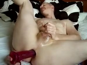 I cum while pumping my ass with a huge dildo! Best hookup sites for seniors uk