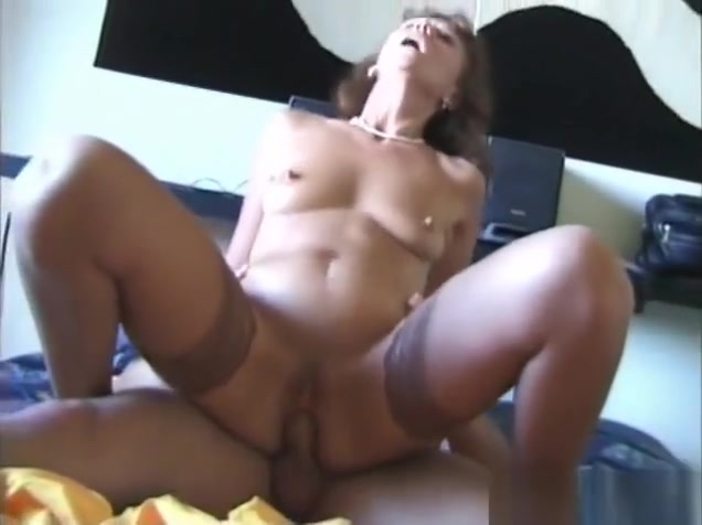 Sixty Nympho Switches Cock From Cunt To Ass