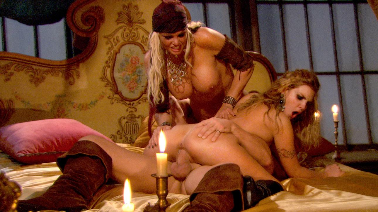кадры из немецкого порнофильма пираты