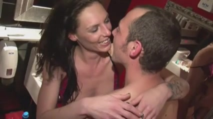 brit couple at the club Facial In Tampa Fl