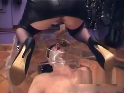 Nice Ass Fetish Teen Naughty Piss Penis through hole in wall